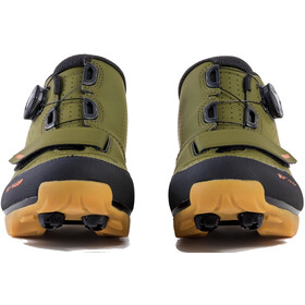 Bontrager Foray Mountain - Chaussures Homme - gris/vert